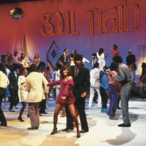 80s Soul Train Dance Party