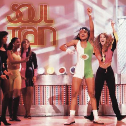 90s Soul Train Dance Party