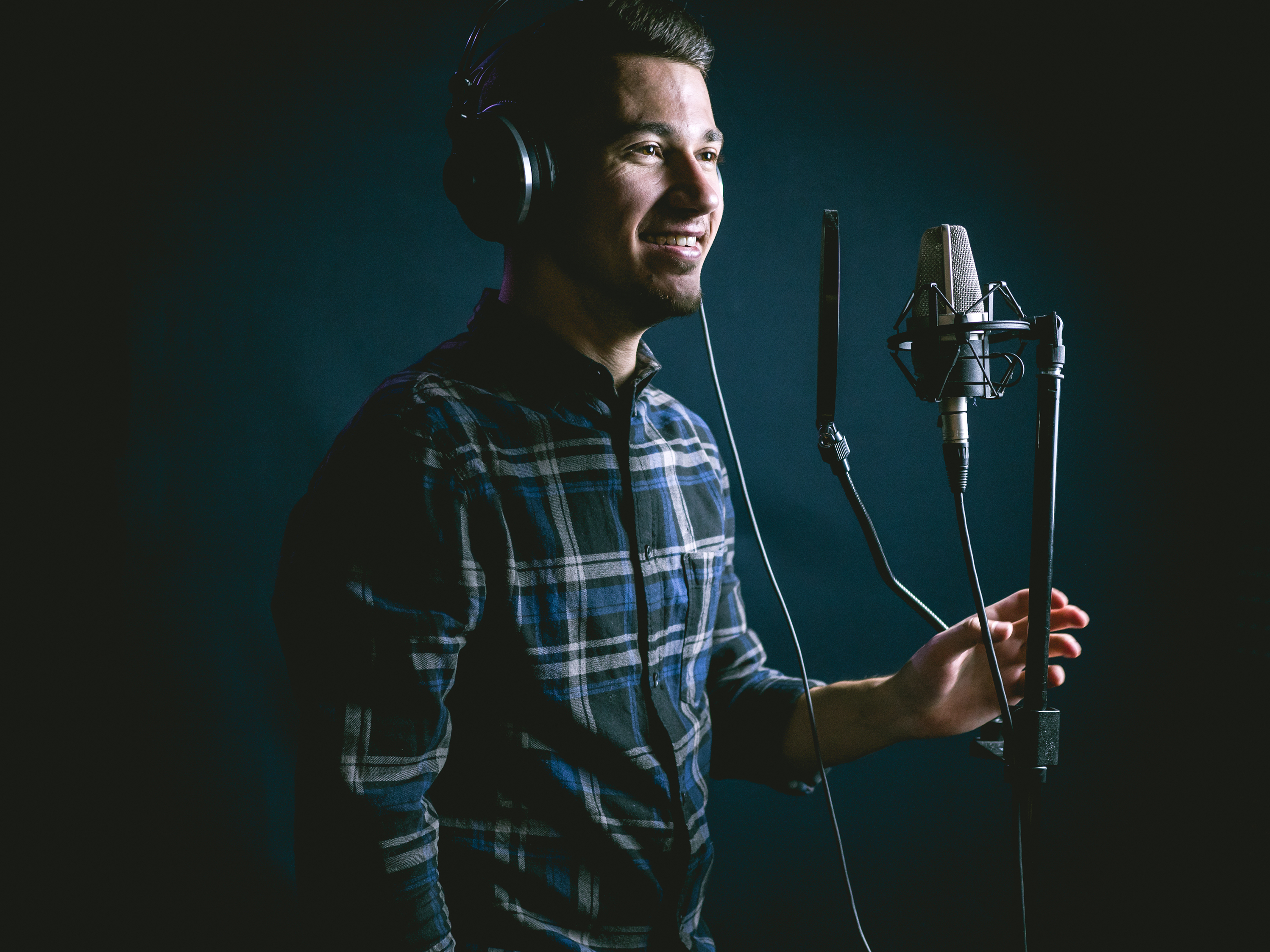 How to process voice-over in post?