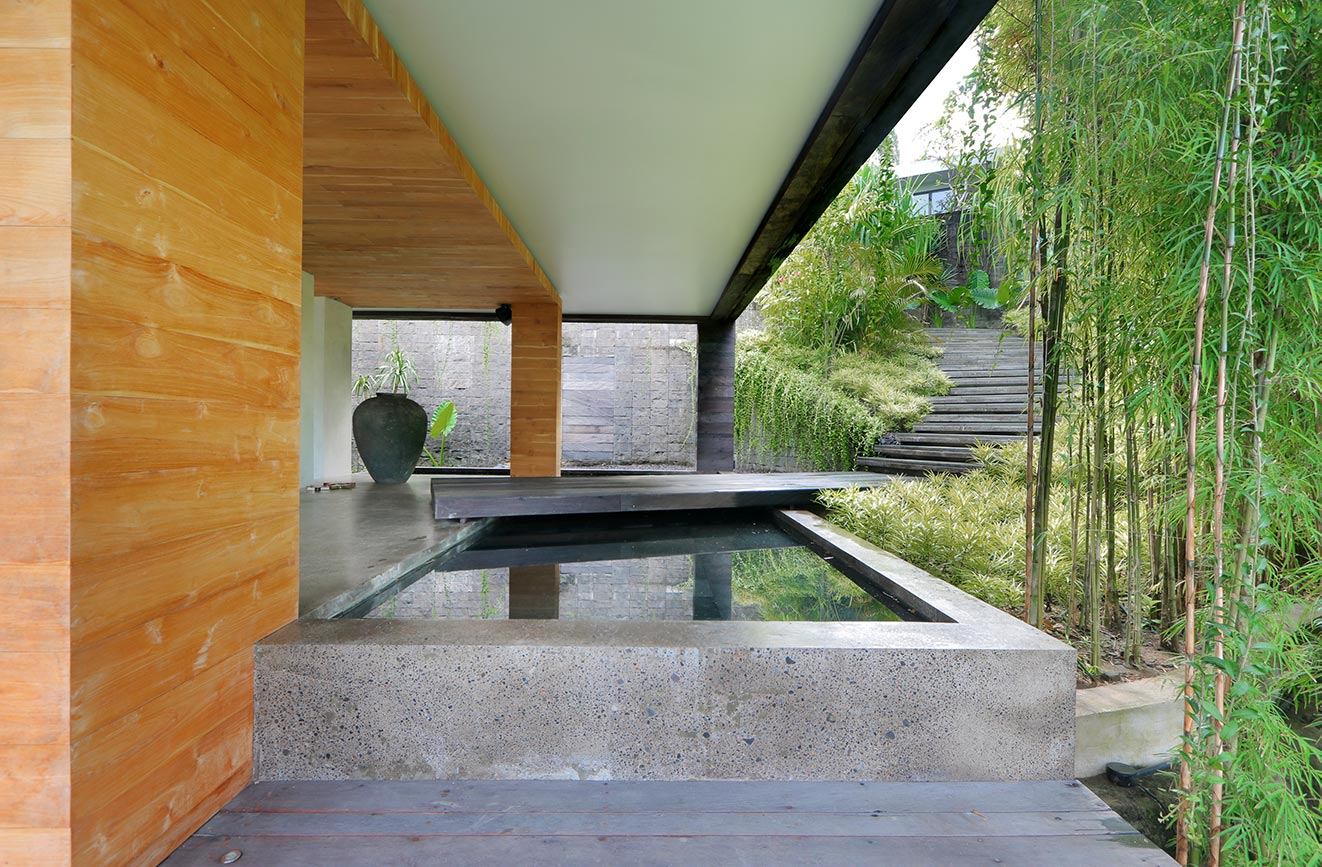 We Worked On The Idea Of 'Landscaped Architecture', By Blurring The Boundaries Between Natural And Built Environments
