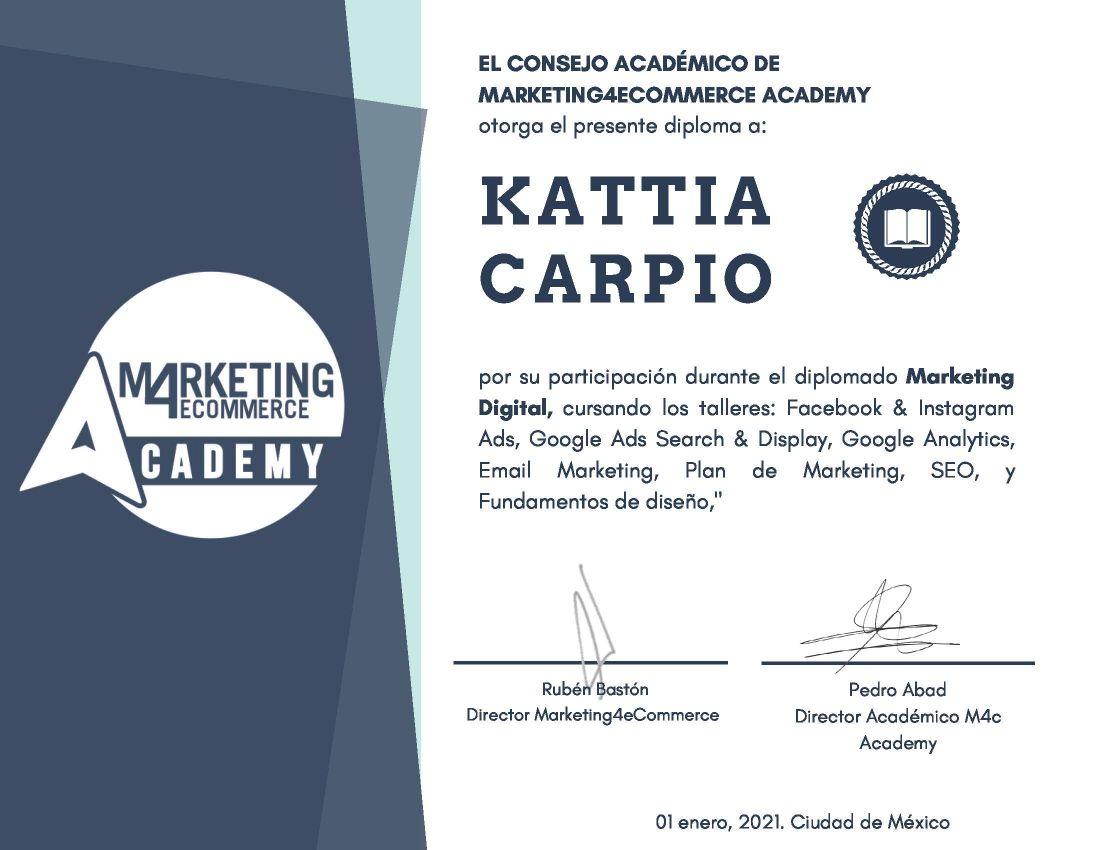 Diploma M4C Academy