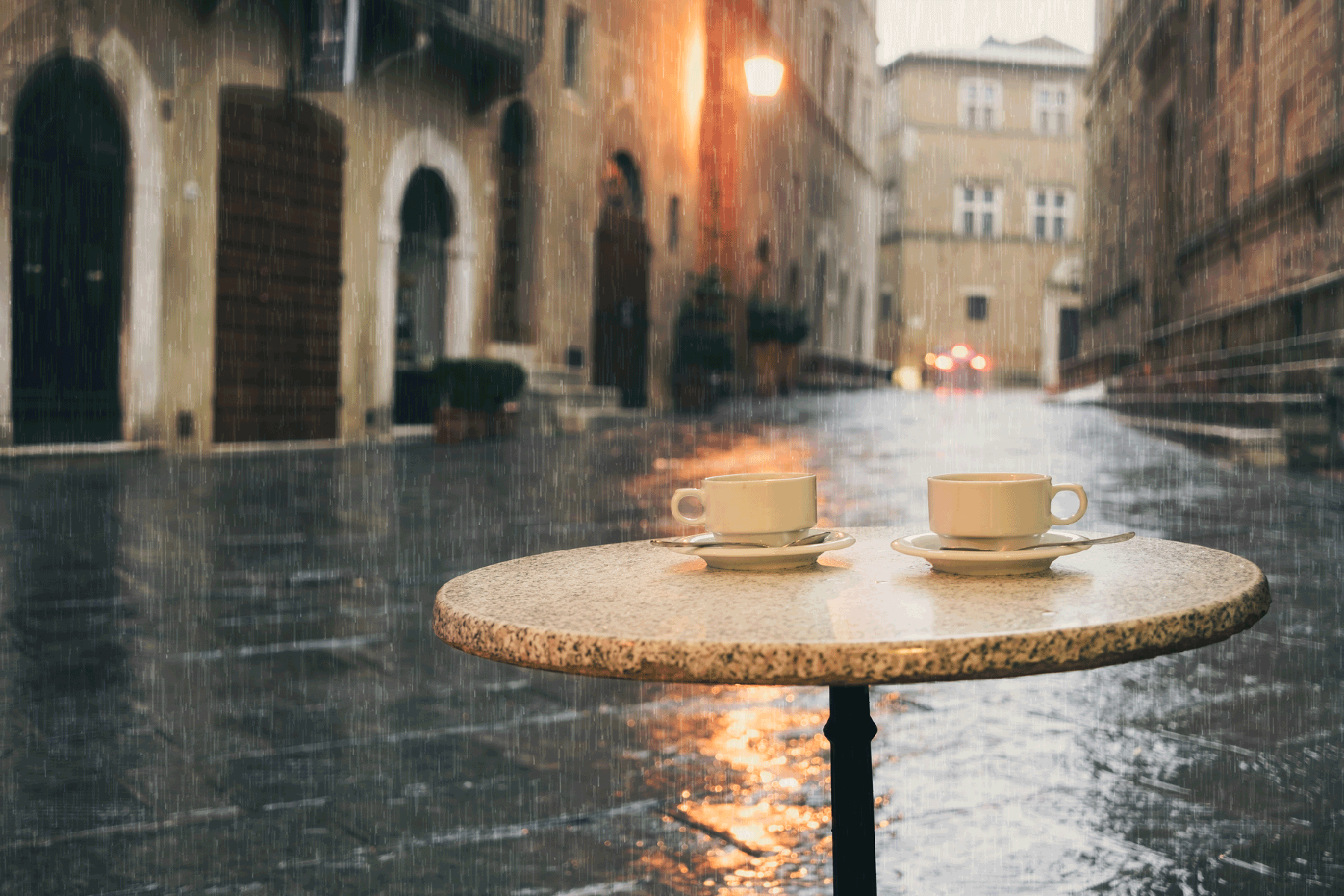 Innovative Wetterversicherung