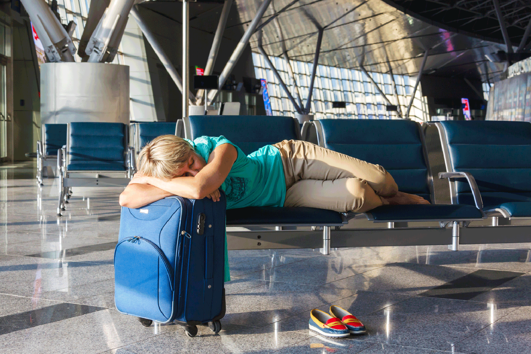 Flugverspätungsversicherung