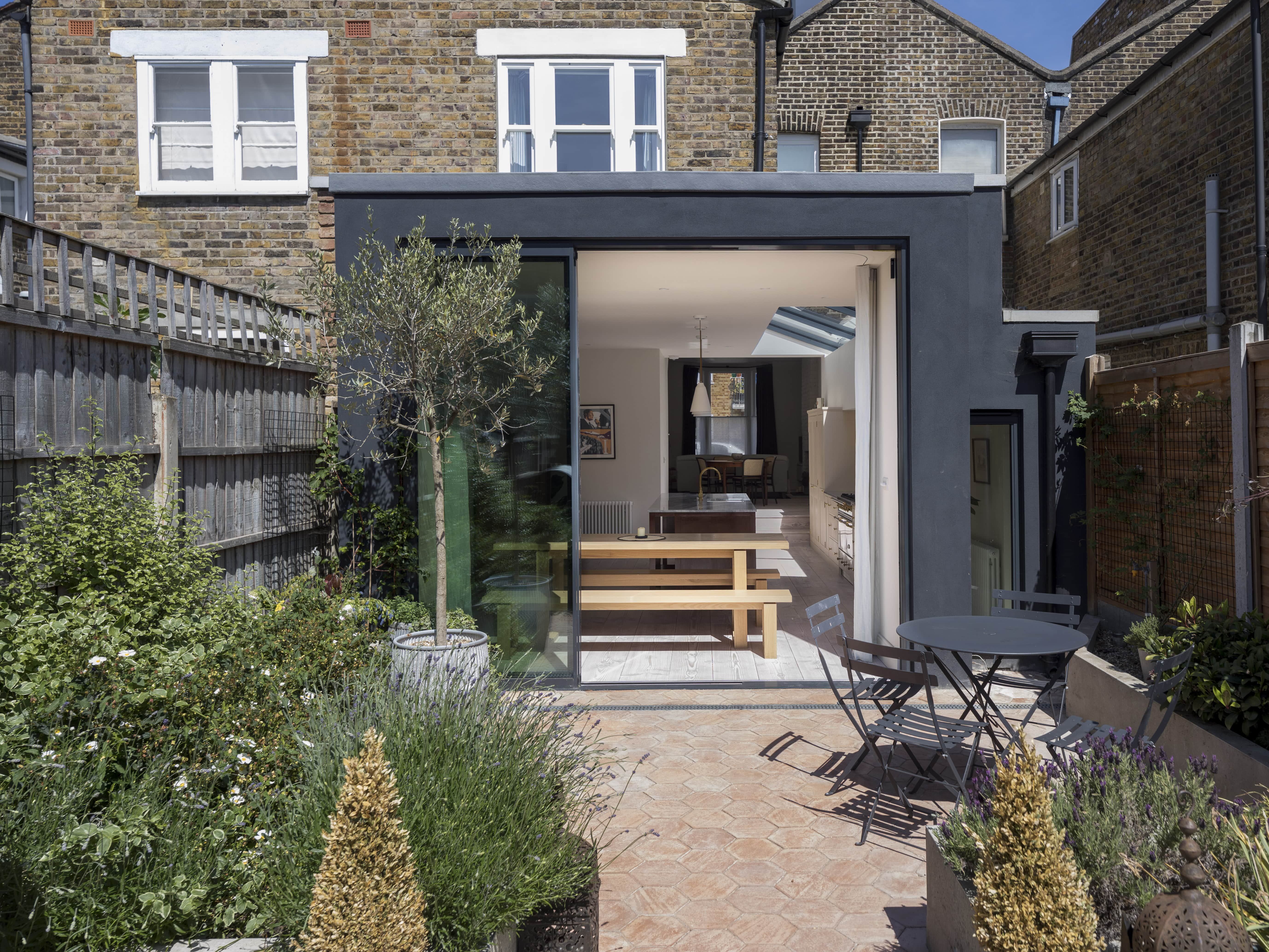 A residential building project in Fulham