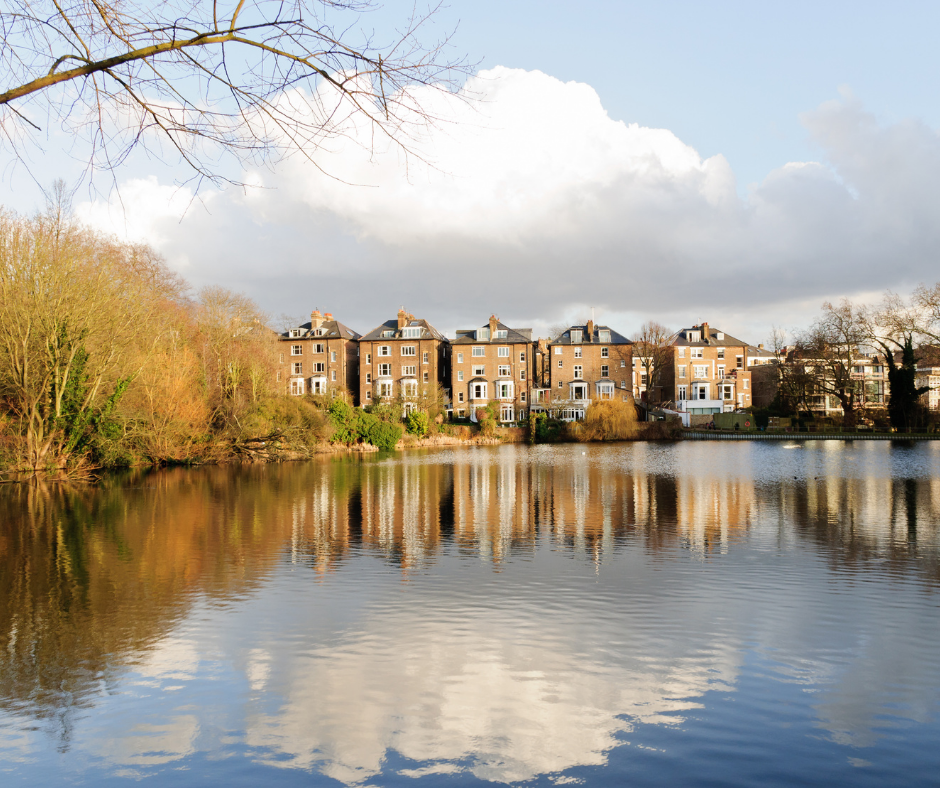 Fulham Palace and gardens