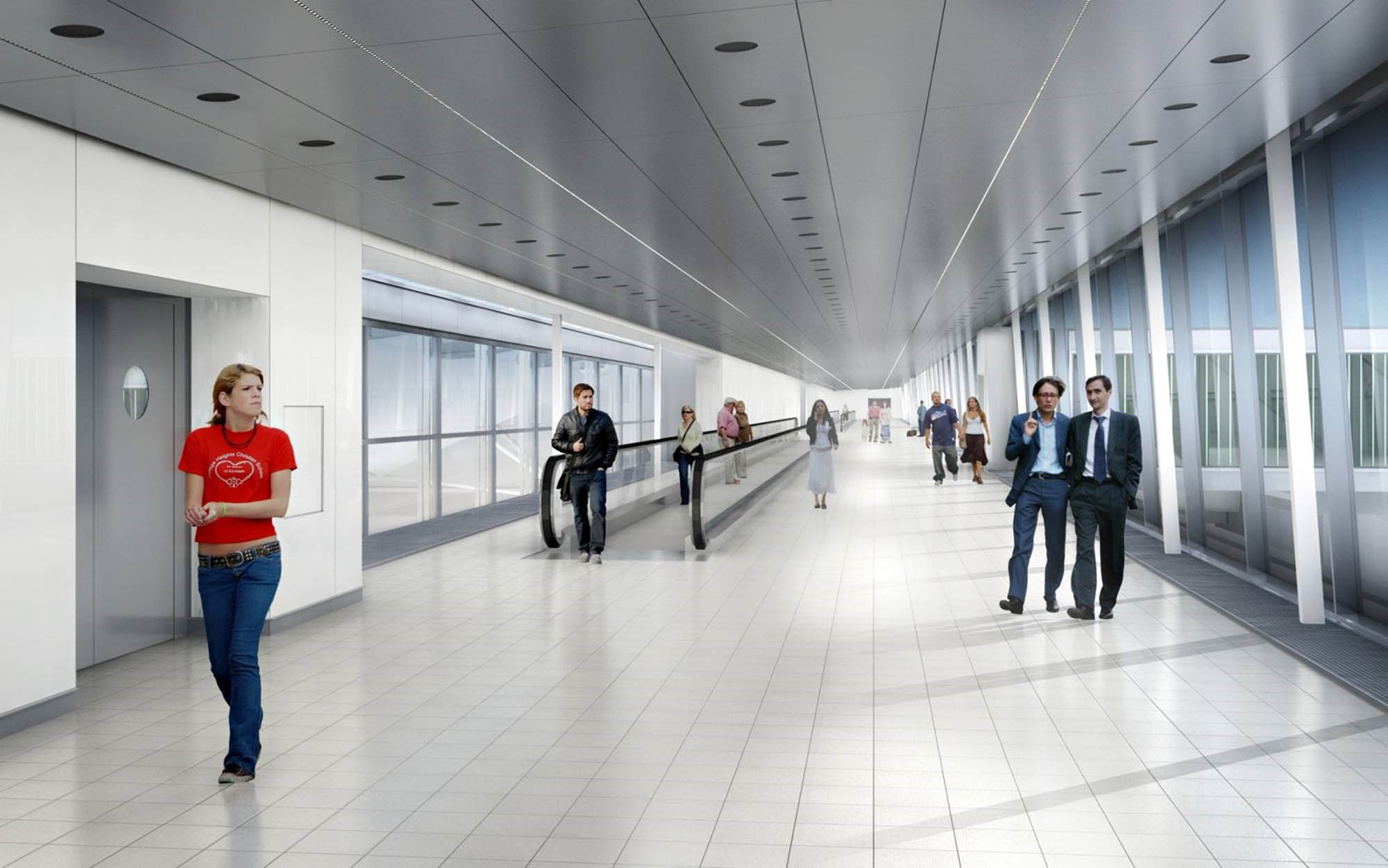 Central Security Airport Extension