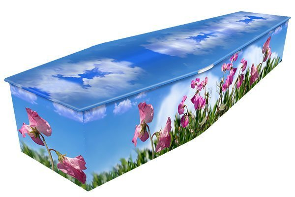 George John Funeral Directors Solihull Coffins Colourful