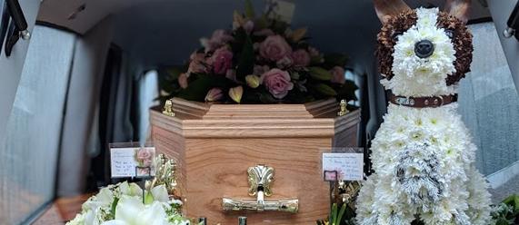 George John Funeral Directors Solihull Non-Religious Funeral