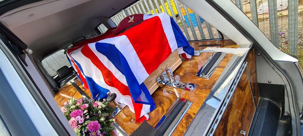 Julia 4 Years at George John Funeral Directors Solihull