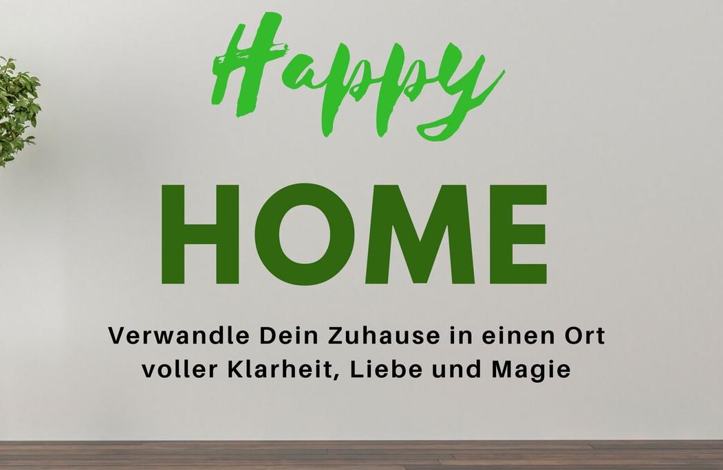 Onlinekurs Happy Home