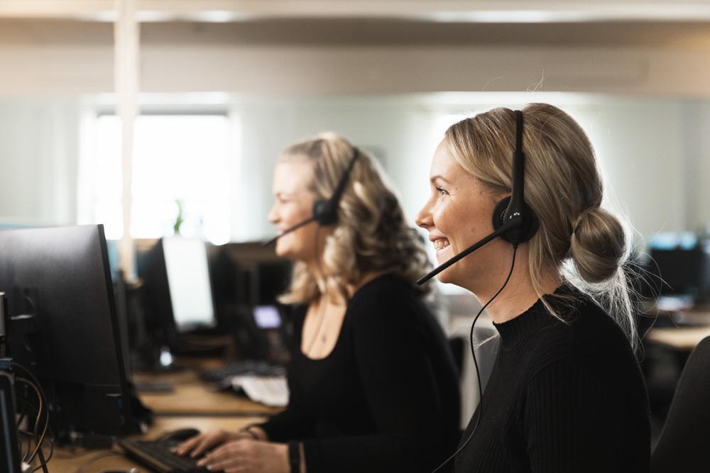 Kundservice & Telefonförsäljning