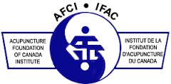 The Acupuncture Foundation of Canada Institute Logo