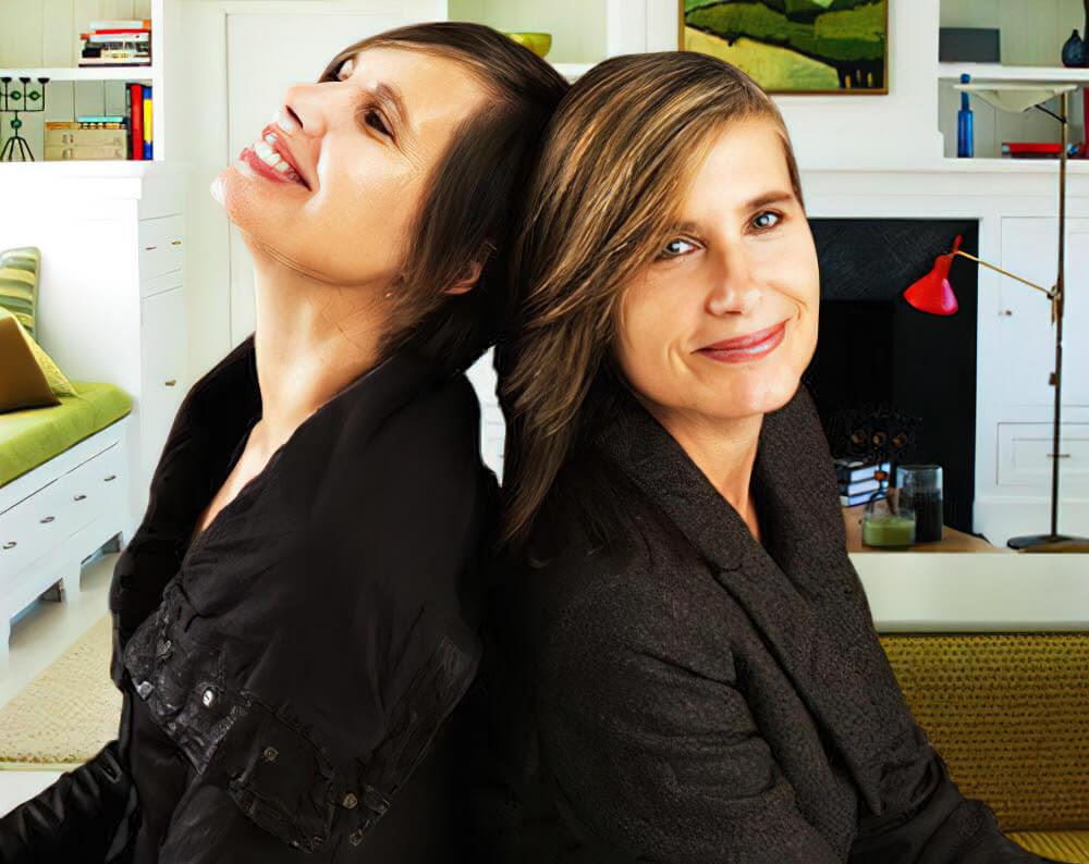 Joan and Jayne Michaels