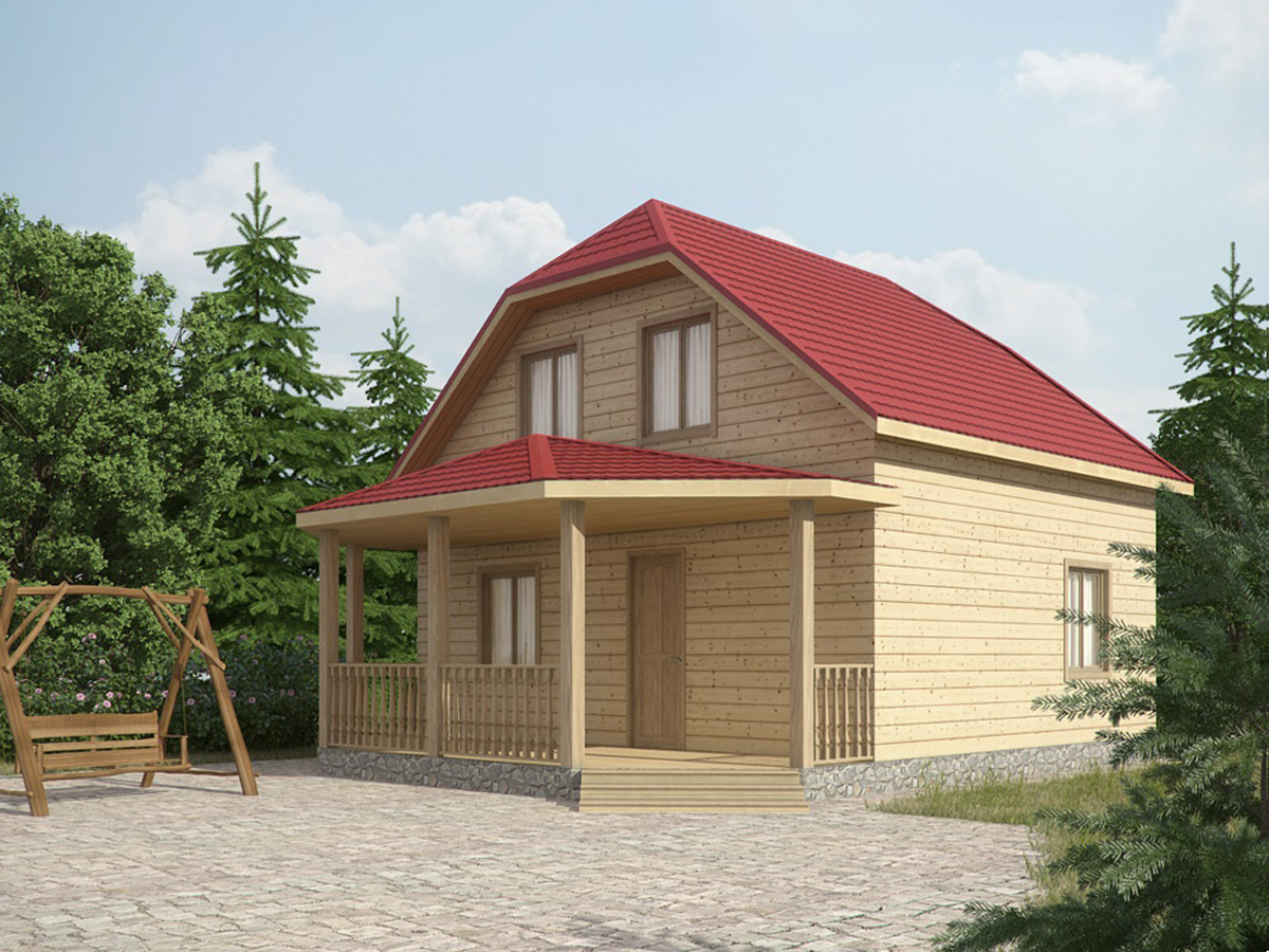 Проект ДБ-038