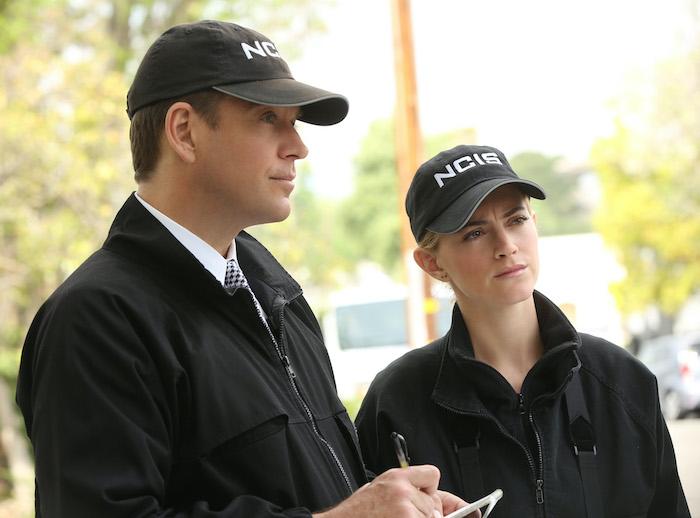 Michael Weatherly on NCIS