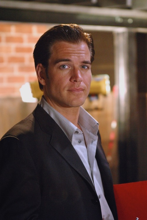 Michael Weatherly by Mark Horowitz in 2003