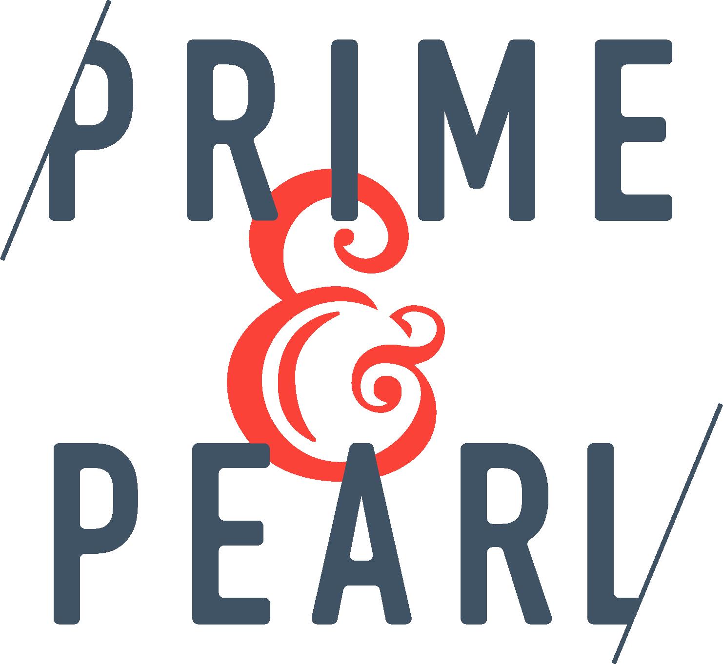 Prime & Pearl logo