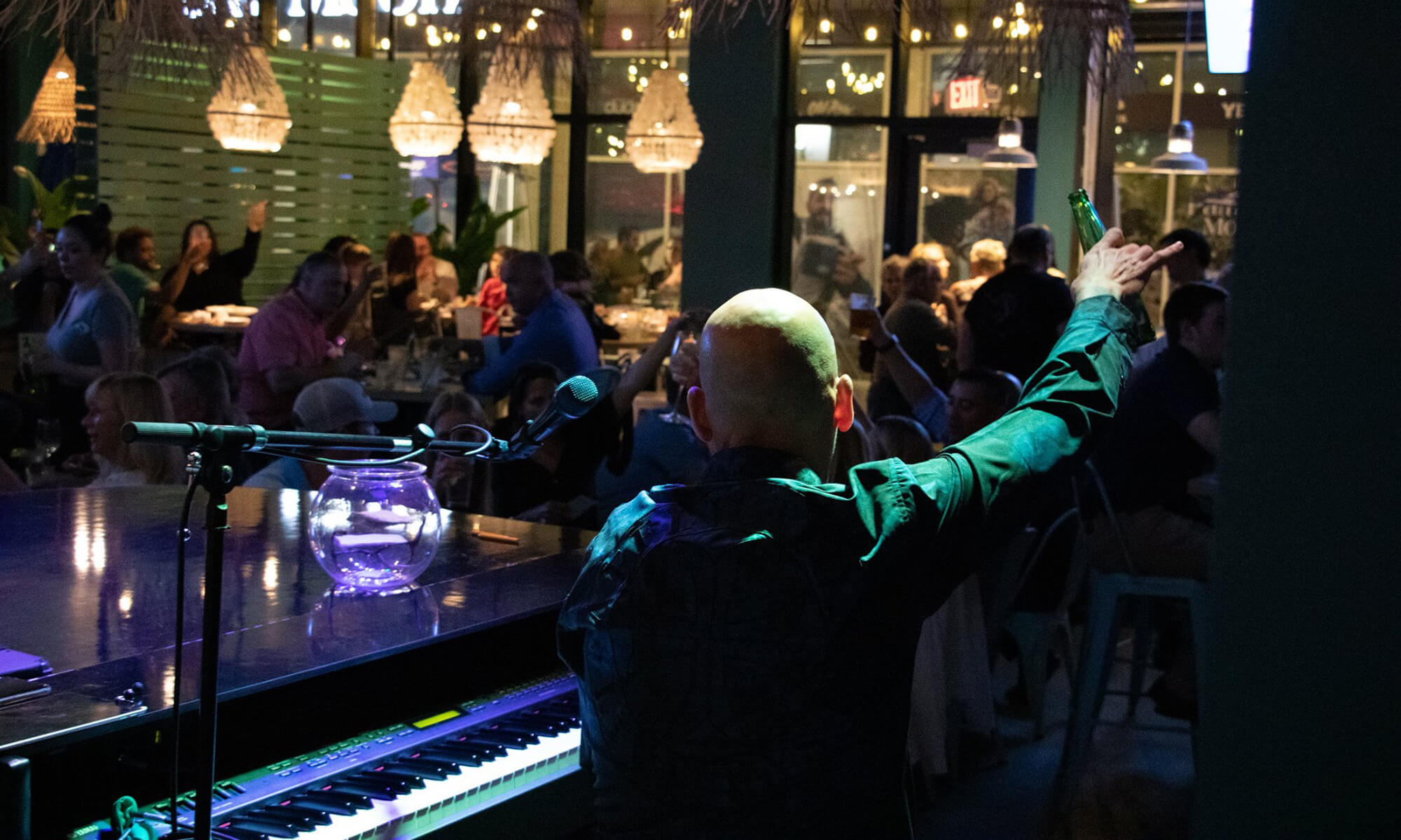 The Keys Piano Bar and Grill