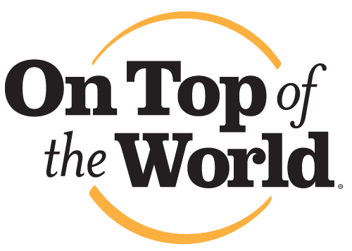 On Top of the World logo