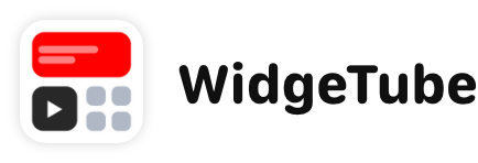 WidgeTube
