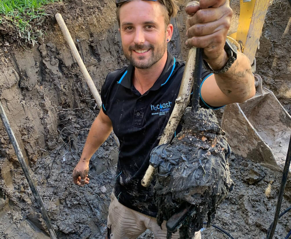 Digging Out Any Plumbing Problem