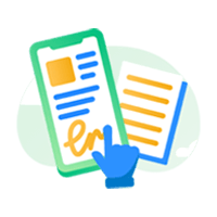 Digital Approval Icon