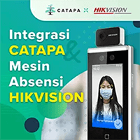 Absensi Facial Recognition Hikvision
