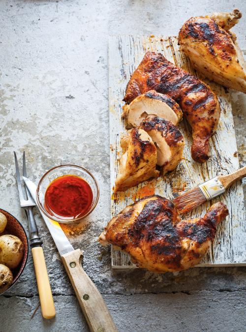 Recette de poulet barbecue de Ricardo
