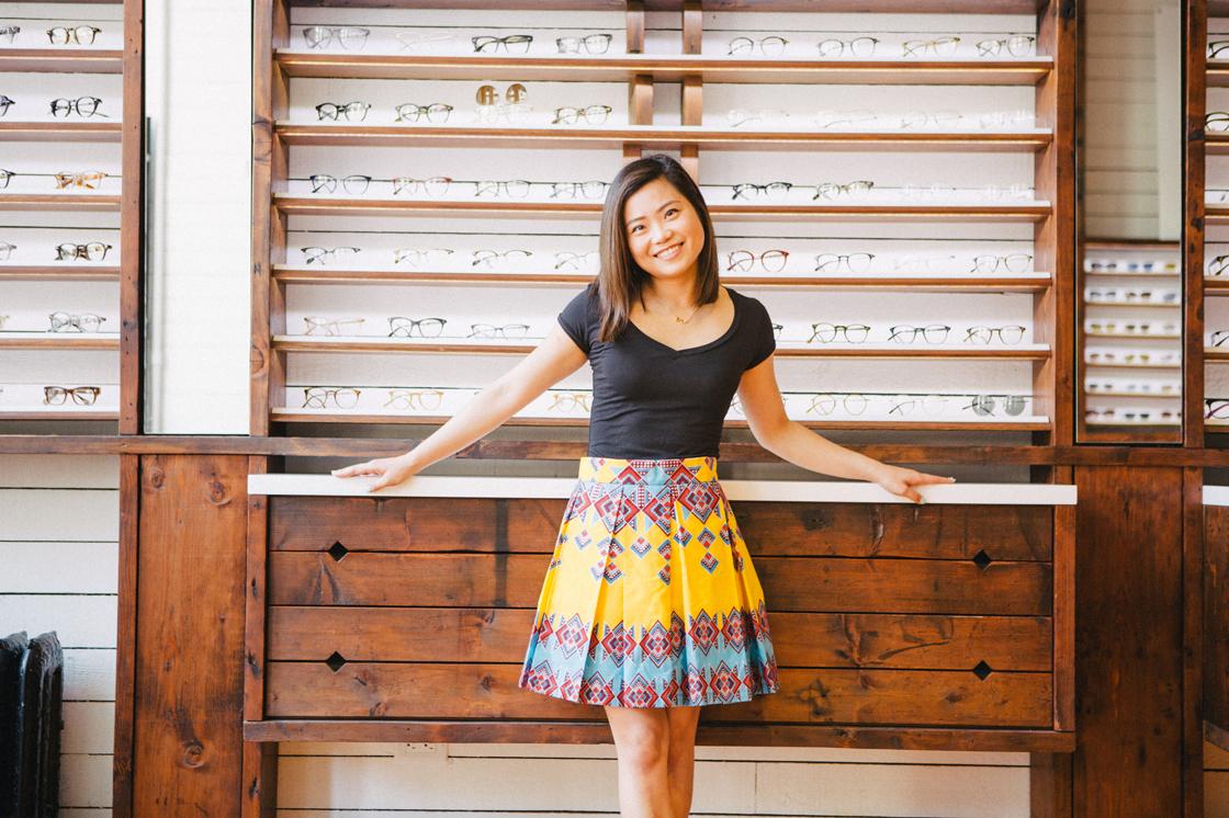 Dr. Lili Liang: Optometrist