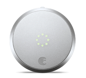 August smart lock extend your KNX or Loxone functionality