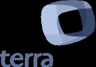 Logo da empresa terra