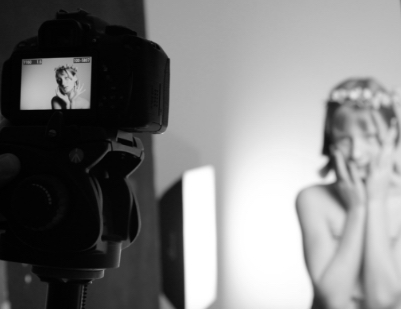 Young actors studio behind the scenes shooting self tapes
