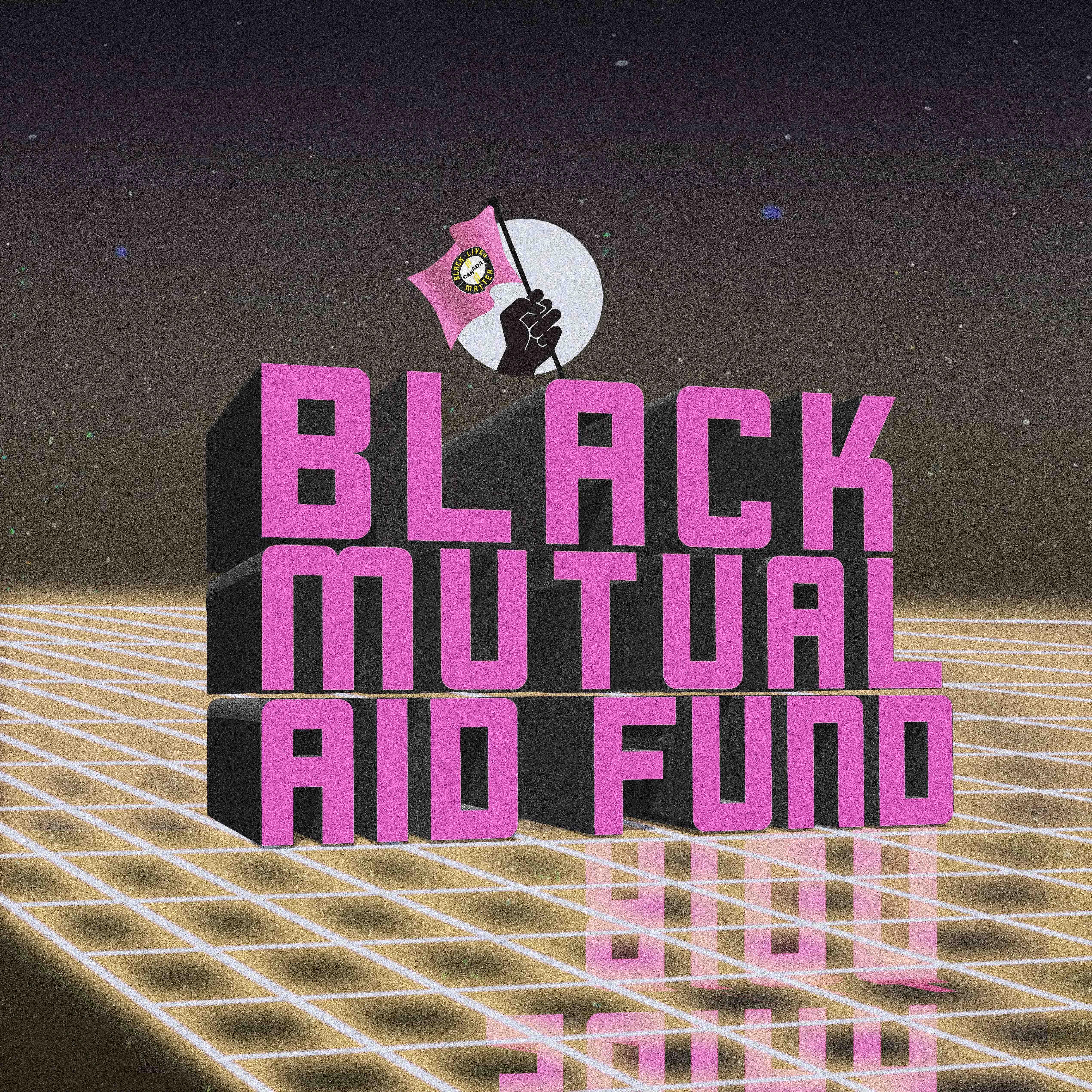 Black Mutual Aid Fund Graphic