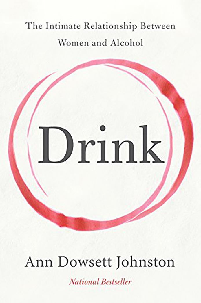 Drink book by Ann Dowsett Johnston