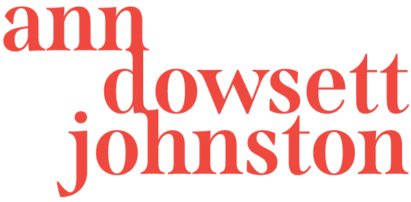 Ann Dowsett Johnston logo