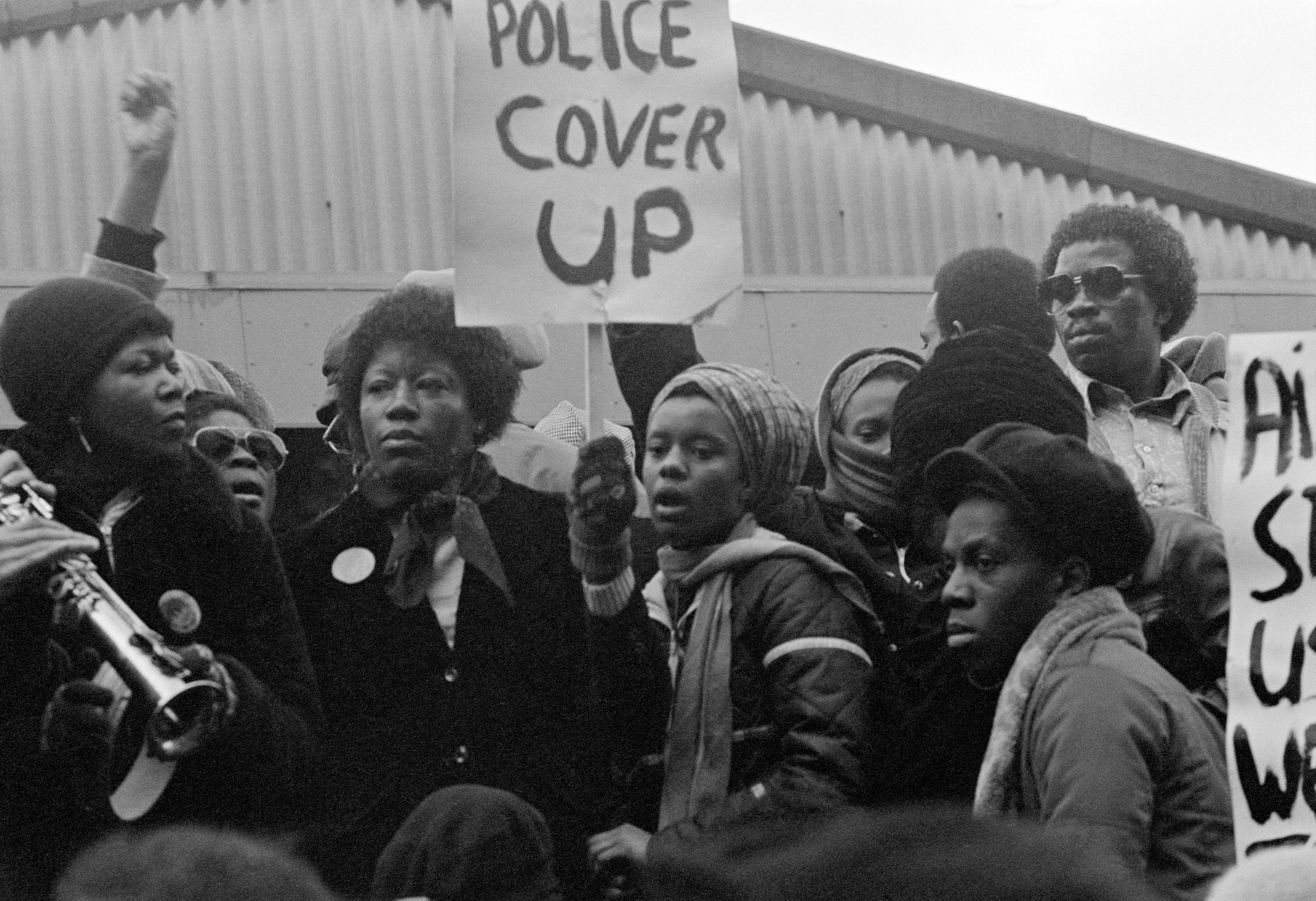 Phot of Black People's Day of Action