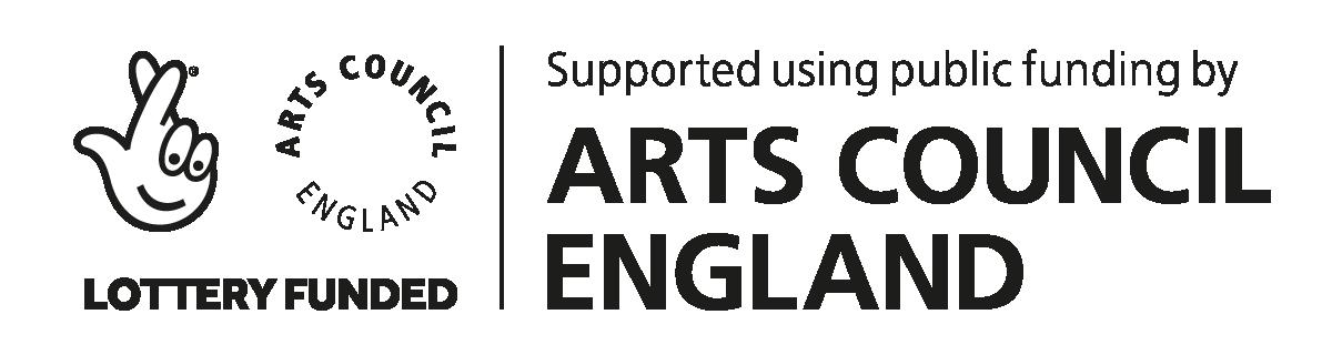 Arts Council Funding Logo