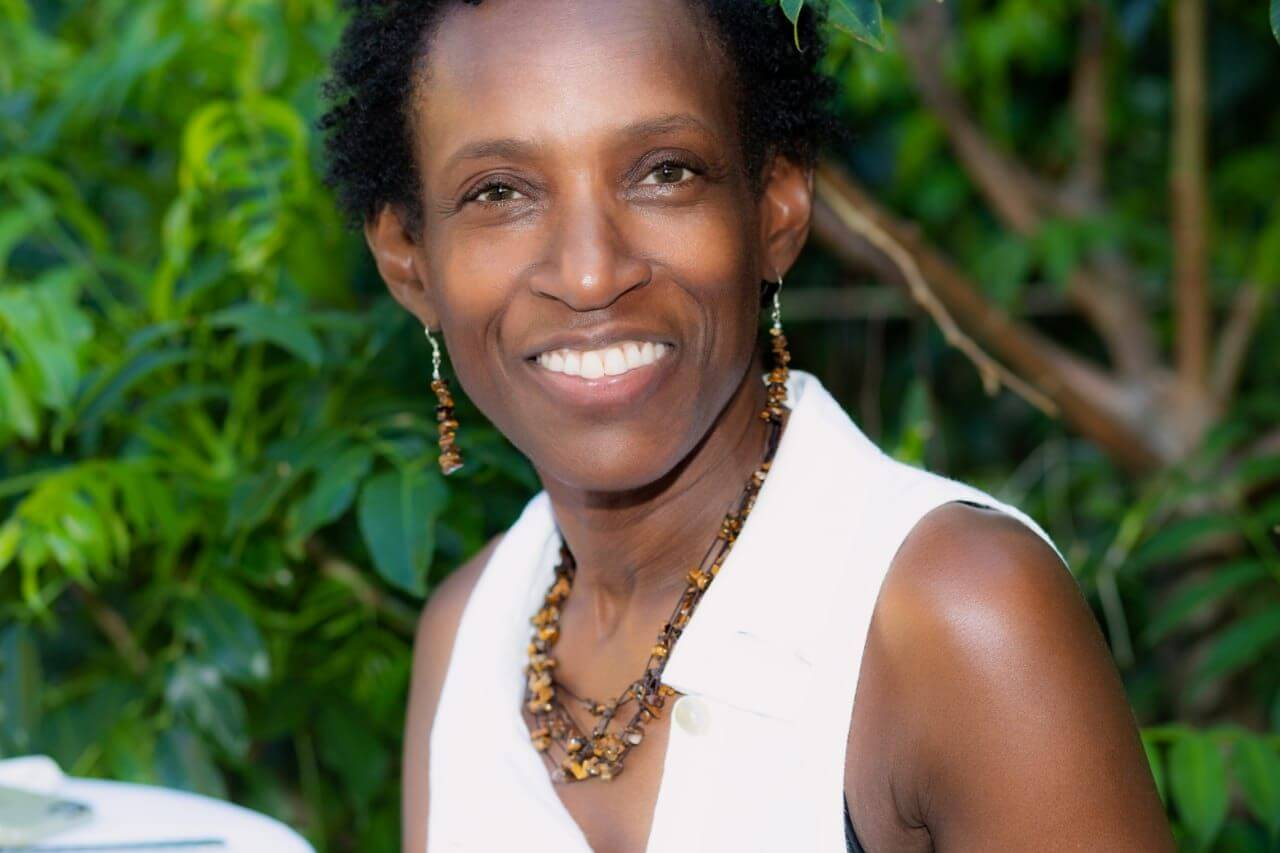 Photo of Yvonne Brown