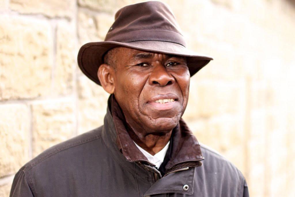 Picture of Professor Gus John