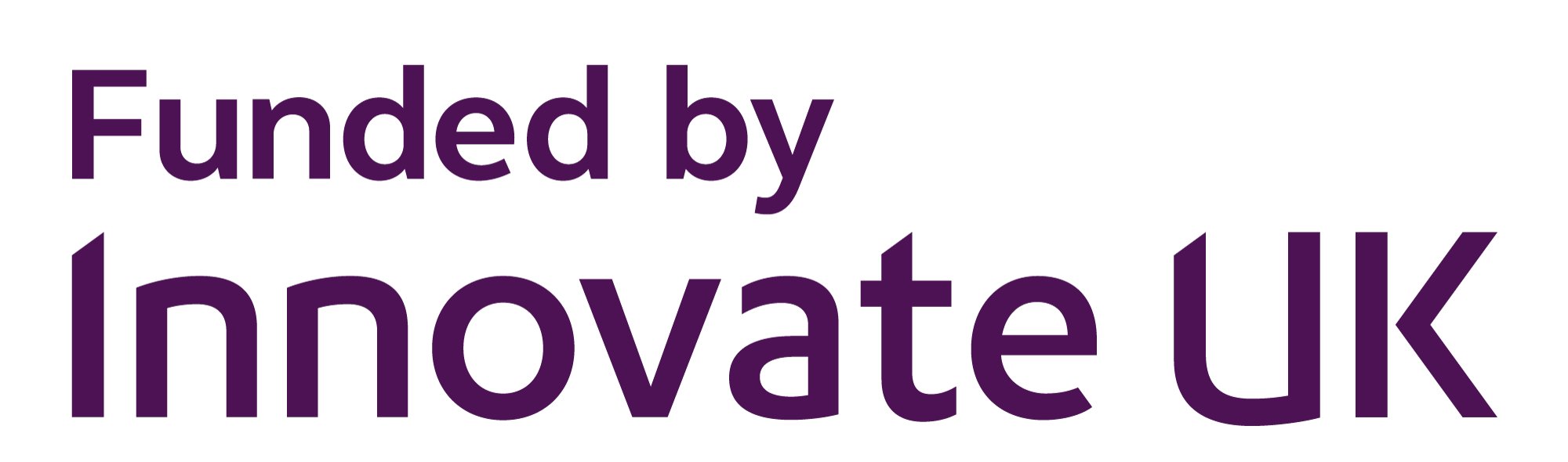 Funded by Innovate UK Logo