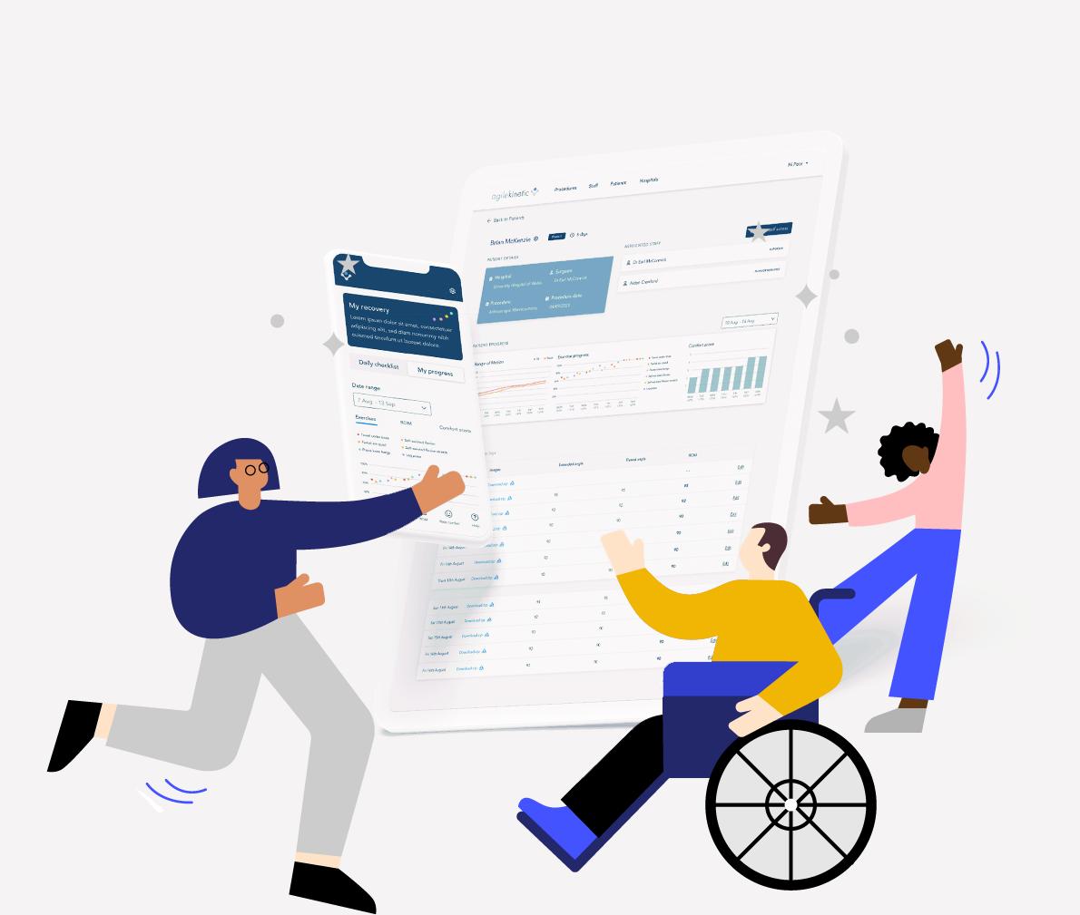 MobilityHub animated image
