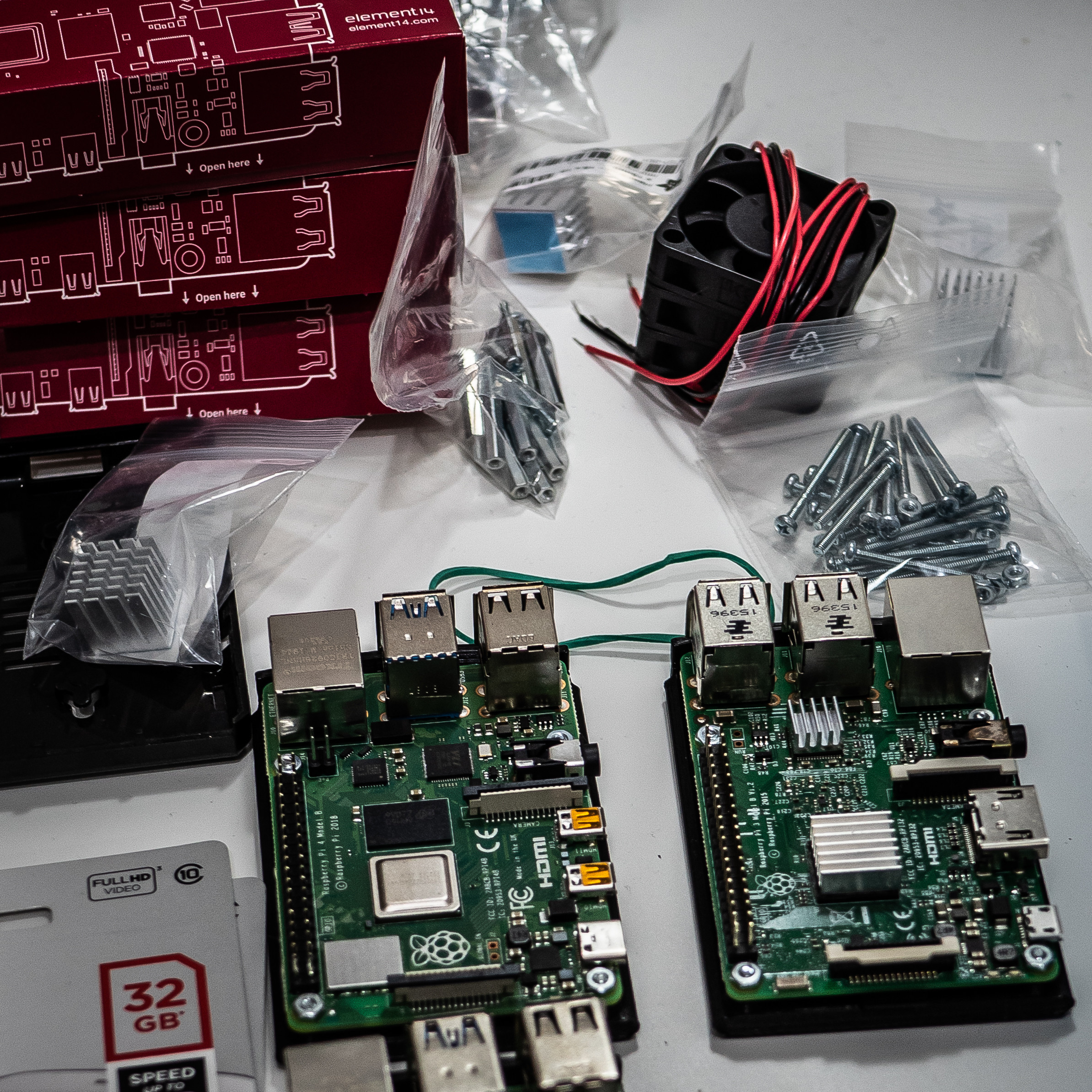 One year with a Raspberry PI Kubernetes Cluster