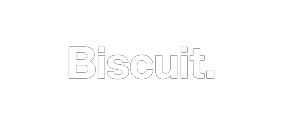 Biscuit Filmworks logo in white