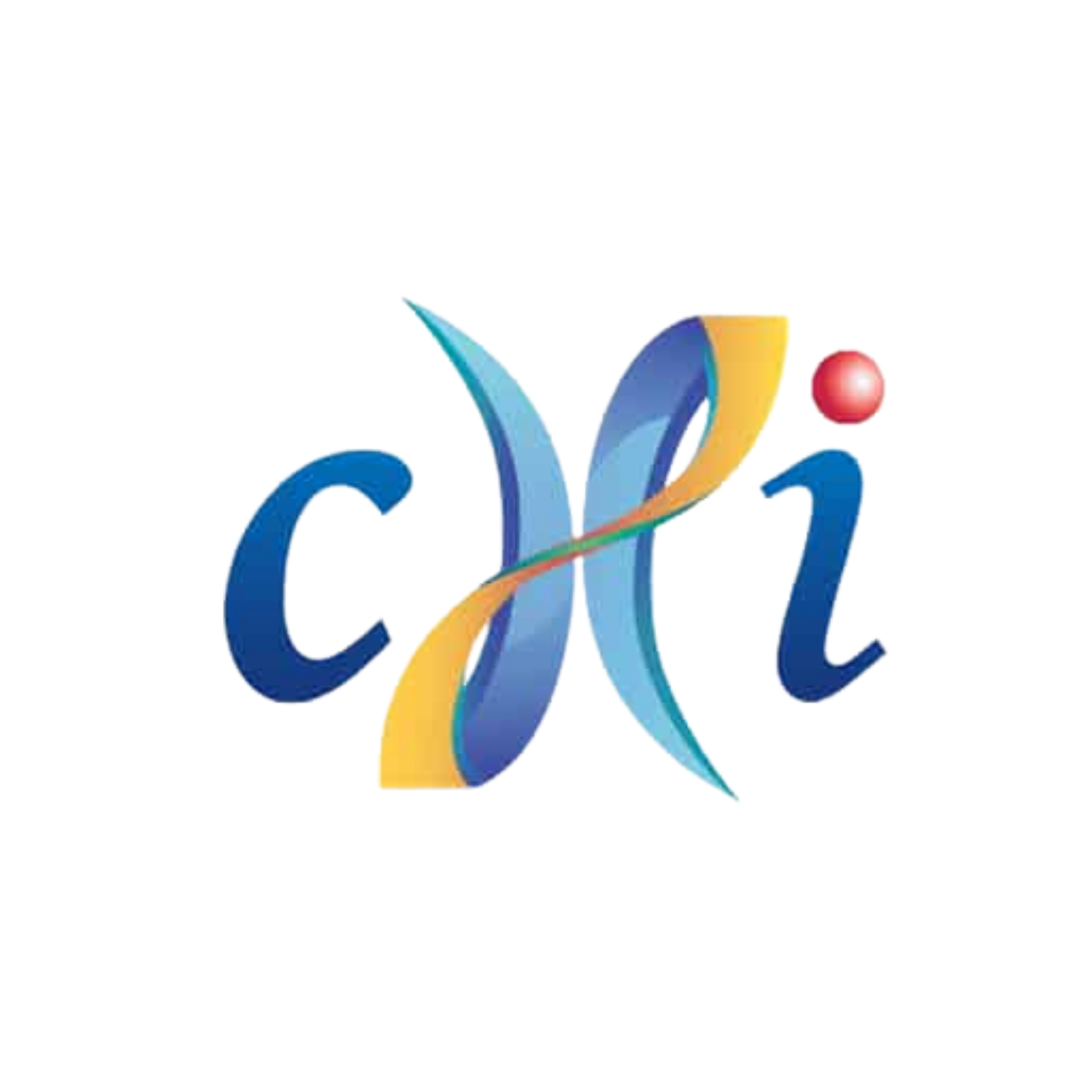 Transparent small version of the CHI logo.