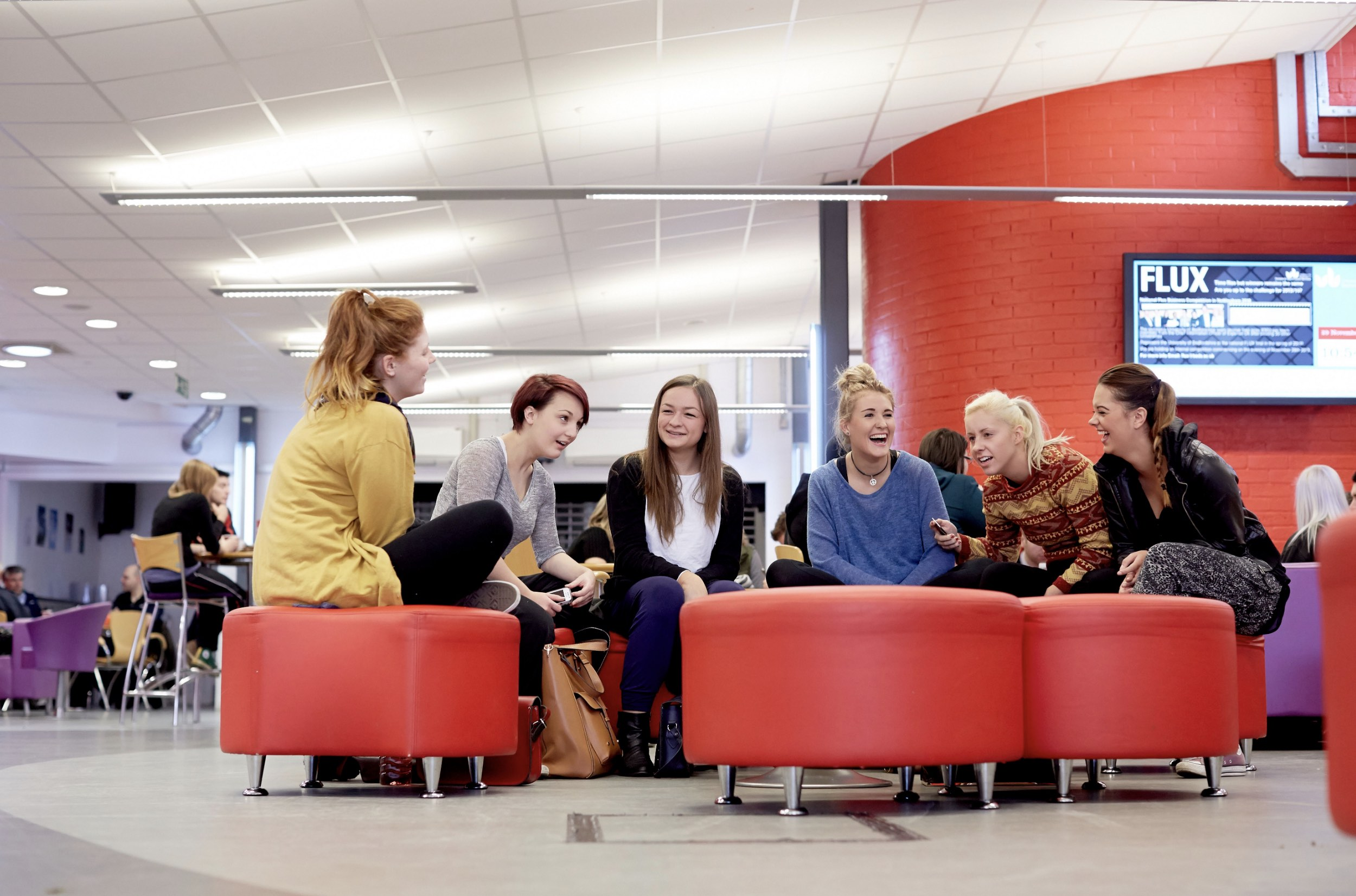 Studying at University of Bedfordshire International College
