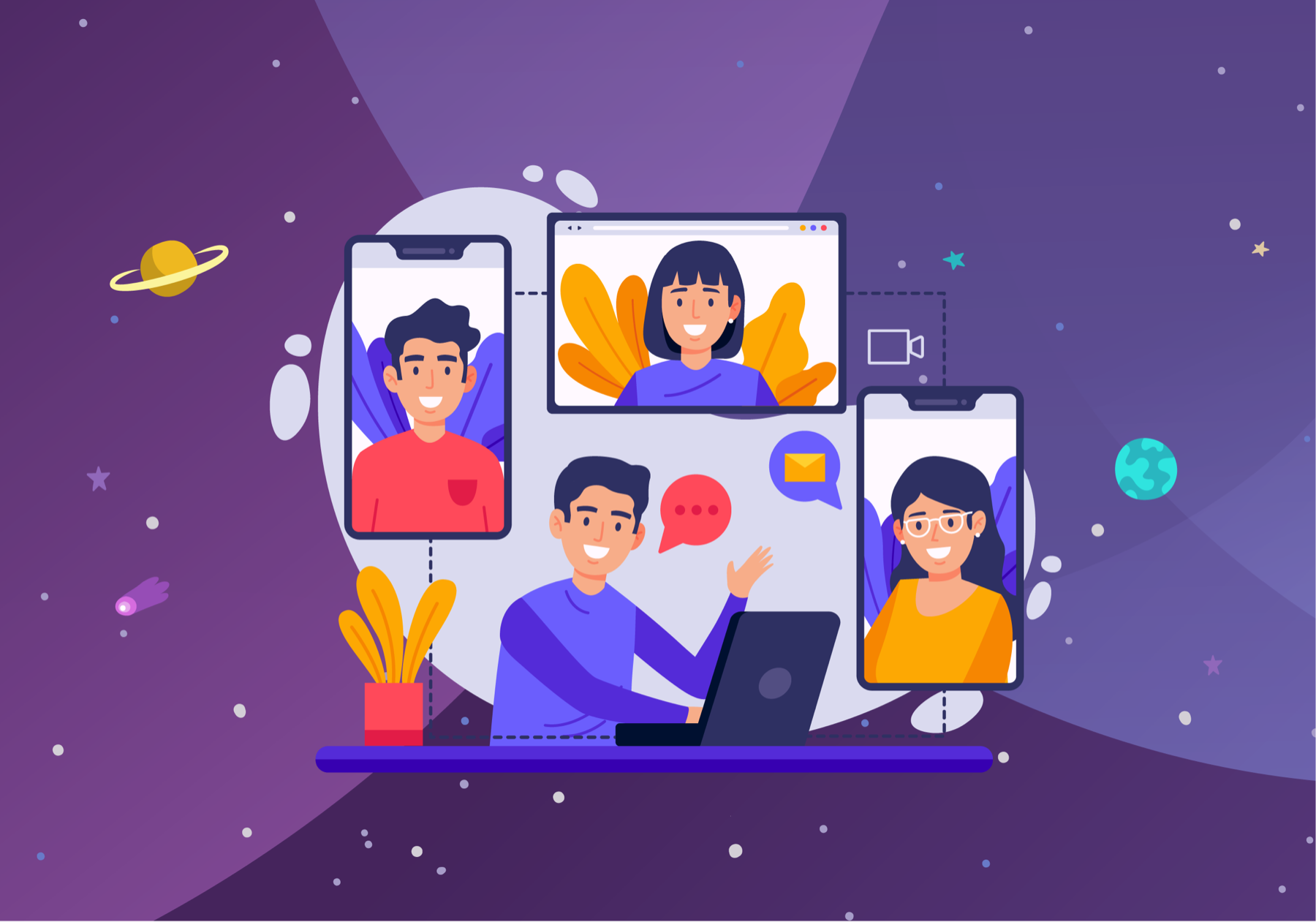 Tips to promote employee engagement when doing remote work