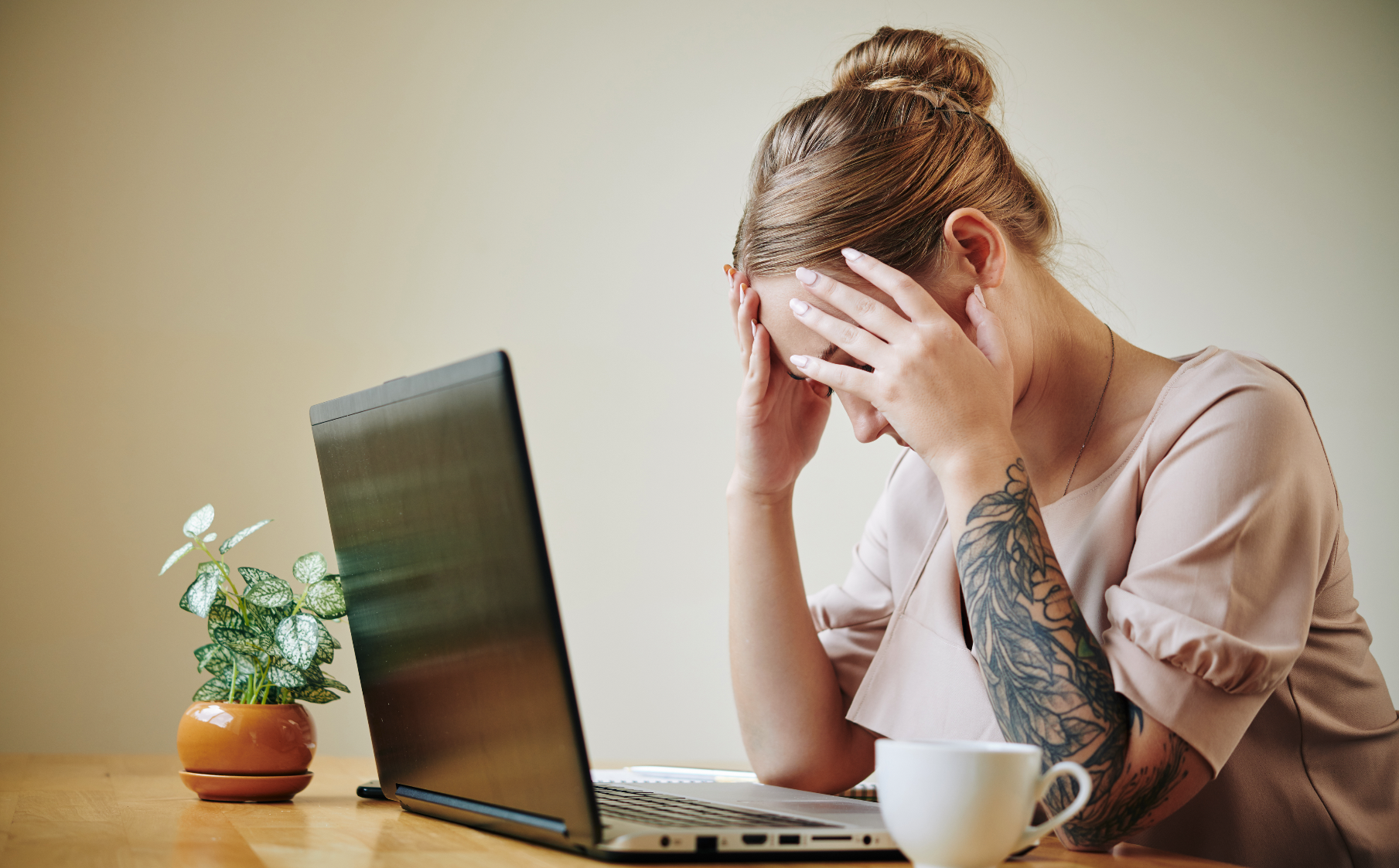 Learn how much employee burnout costs