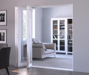 Painted Internal Bifold Doors | Native Joinery