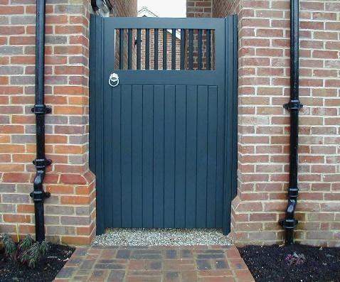 Bespoke Wooden Garden Gates | Essex UK | The Garden Trellis Company
