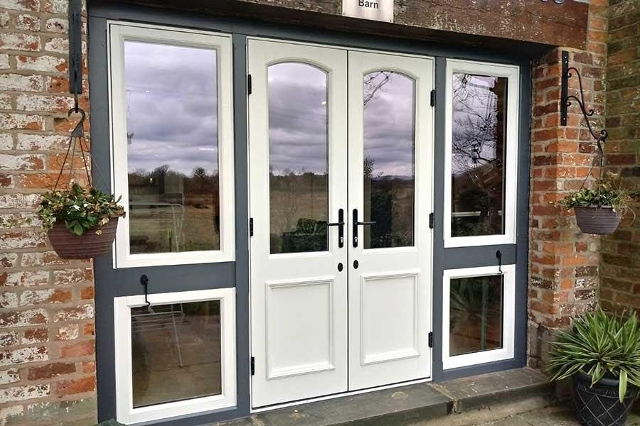 Timber Doors in Cheshire & North West | Reddish Joinery